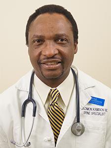 dr solomon kamson