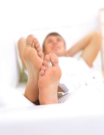 foot pain back pain