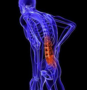lumbar pain relief